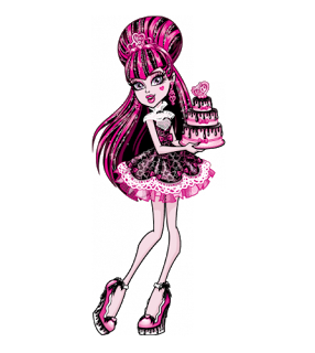 Monster High, Draculaura, part 2